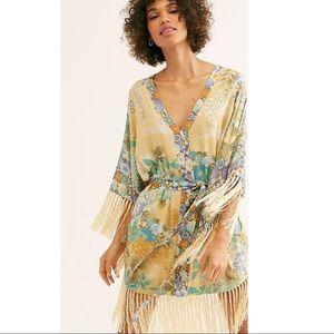 Spell Willow Mini Dress NWT XS